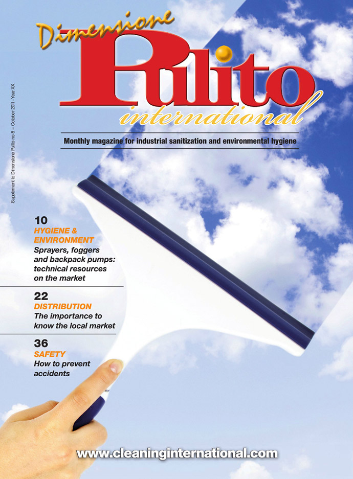 pulito international october 2011