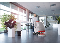 New Comac Antea: everything you could ask from a scrubbing machine