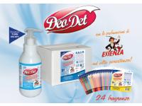 Deodet, the multi-function detergent